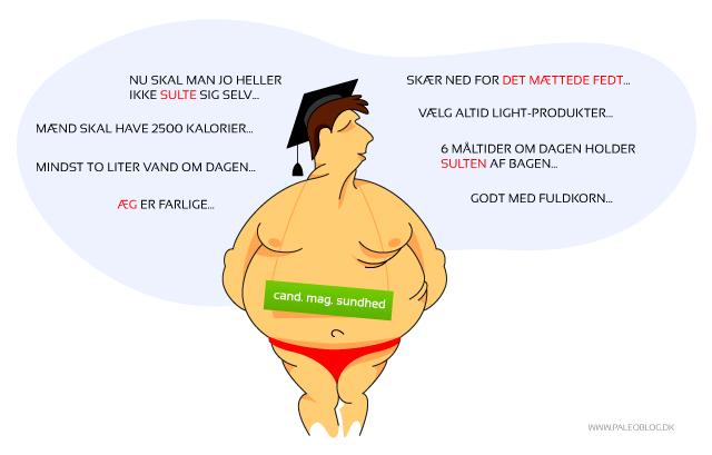 Myter om kost og sundhed